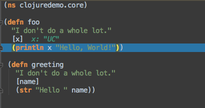 Introduction to Cursive, the Clojure IDE Built on IntelliJ - Tech